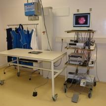 Röntgen- und Endoskopie-Einheit