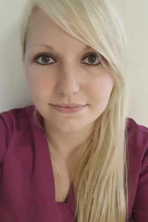 Vogelkundige Tierarzthelferin Nadine Wagner